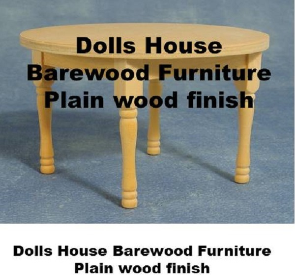 Dolls_House_Barewood_Furniture_Plain_wood_finish_1